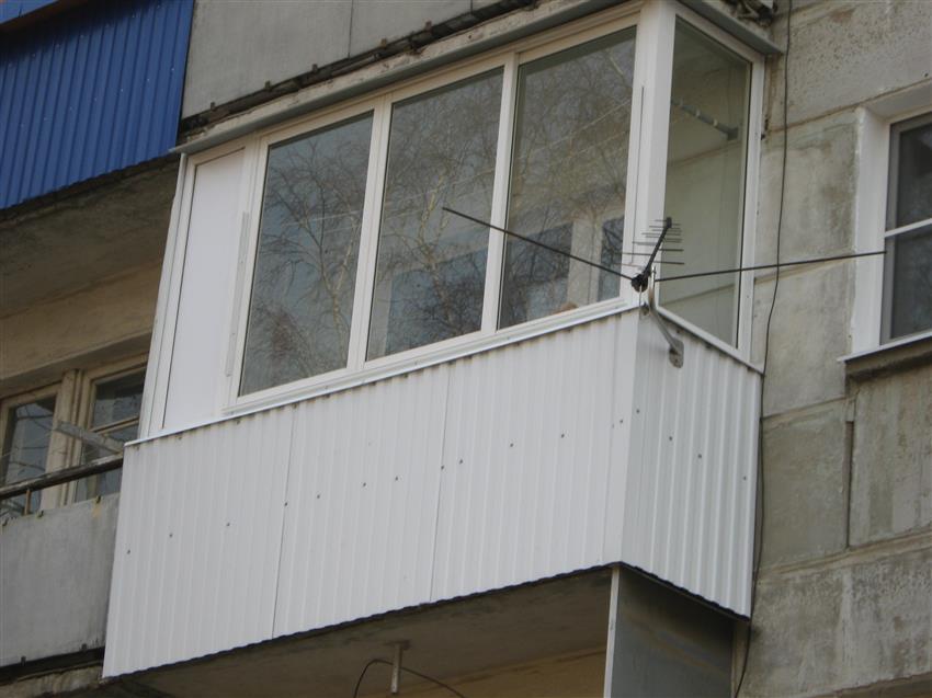 Остекление балконов от компании балкон плюс - гипсокартон, с.